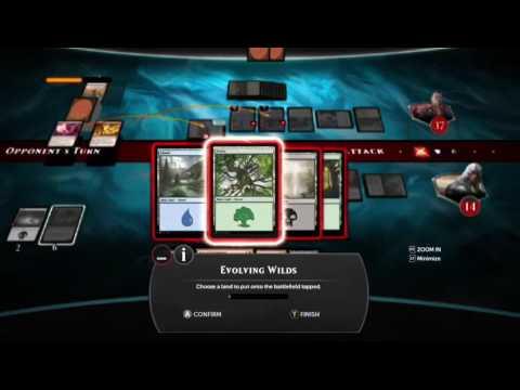 Magic Duels - GBR Madness Deck List + Gameplay