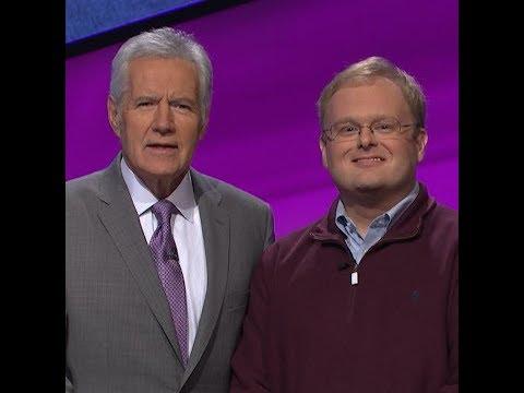 Hoover Man Wins Big on Jeopardy