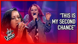3 YEARS LATER: Will The Voice coaches turn for her BLIND AUDITION? | STORIES #10