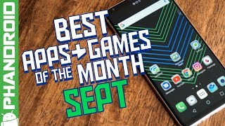 20 Best Android Apps & Games (SEPTEMBER 2017)
