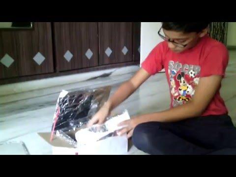 Home made solar cooker