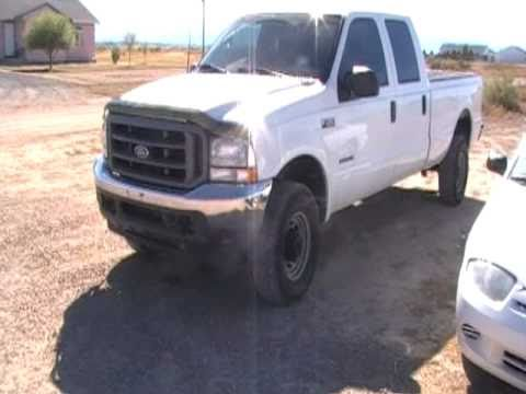 Ford 7.3 Diesel Bad Injector????  2002 F-350