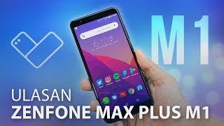 Ulasan: ASUS ZenFone Max Plus (M1)