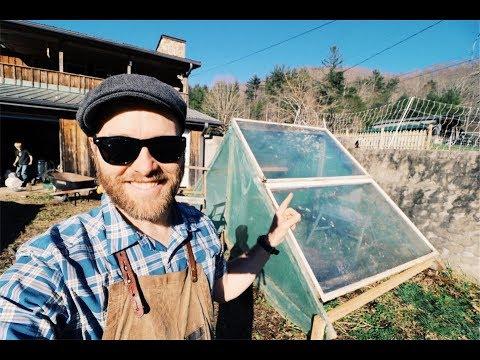 the ZERO Dollar Greenhouse ~ 2 Hour Build
