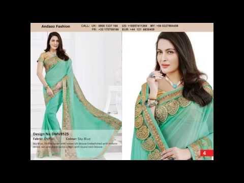 Designer Saree Collection Online