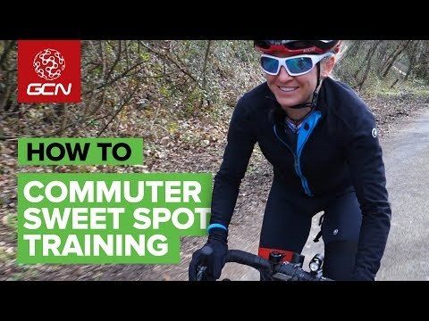 How To Train On Your Commute | FTP Sweet Spot Training
