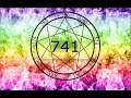 741 HZ CLEANSE INFECTIONS VIRUS BACTERIA FUNGAL DISSOLVE TOXINS ELECTROMAGNETIC RADATIONS