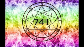 741 HZ- CLEANSE INFECTIONS, VIRUS, BACTERIA, FUNGAL- DISSOLVE TOXINS & ELECTROMAGNETIC RADATIONS