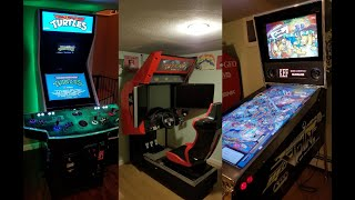 Arcade Kits For Emulation! My Top Favorites! Game Room Solutions