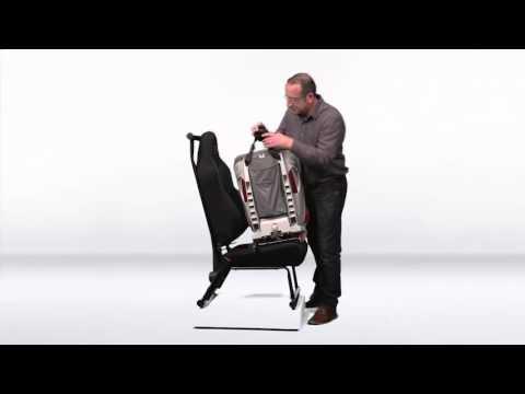 ADVANSAFIX II SICT – Installing the Seat