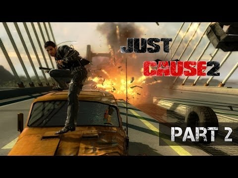 Just Cause 2 Gameplay | Part 2 | Freerome