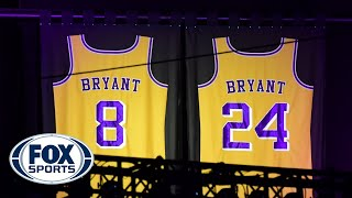 The Celebration of Life for Kobe and Gianna Bryant   FOX SPORTS