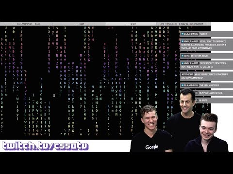 CS50 on Twitch - EP. 13 - Linux Commands