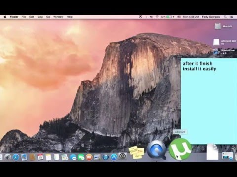 How to install (get) paid mac apps or games for free 100% worked
