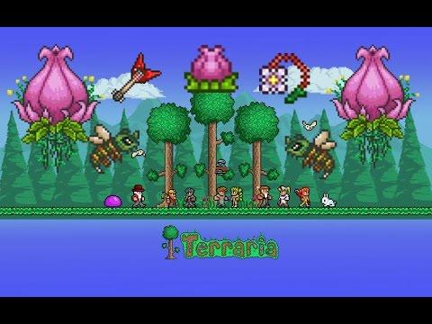 Terraria Console 1.2- Plantera's Bulb