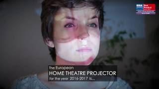 Eisa Awards. Best Home Theatre Projector 2016-2017 - Benq W2000