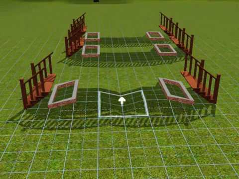 Sims 3: How to make a realistic bridge