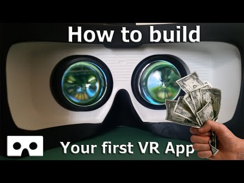 How to build your first VR app for Android