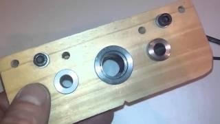 Sablon Mobila Pentru Minifi 15x , Dibluri De Lemn 8mm , Ericsoane - Prezentare 2.0