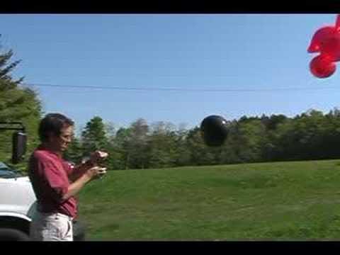 Oxy Acetylene Balloons