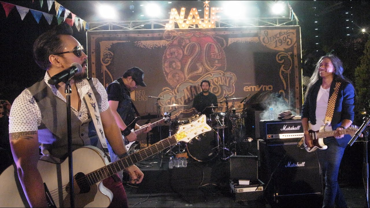 Naif - Pujaan Hati (Live at 20th AnNAIFersary)