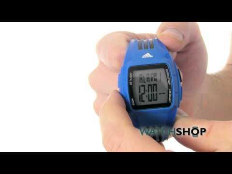 Adidas Performance Men's Duramo Alarm Chronograph Watch (ADP6096)