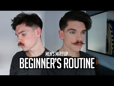 Men's Makeup Tutorial | Easy, Natural and Undetectable!