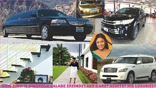 How rich is Omotola Jalade Ekeinde? Her Mansions, Cars, Assets & Luxuries
