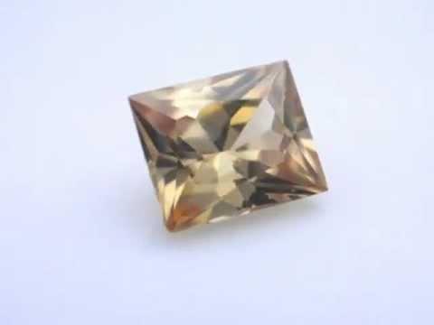 Brownish Yellow Zircon (ZIRYEL0001) Sri Lanka Gemstone, Diamonds,Ruby,Sapphire,Emerald,Gem,Jewelry
