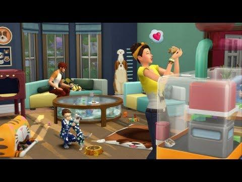 EA Announces The Sims 4