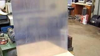 magnetic field on aluminum