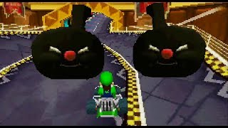 Mario Kart DS Deluxe Playthrough - Part 4 - Special Cup