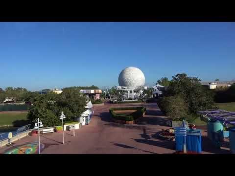 Disney: Monorail Epcot Loop