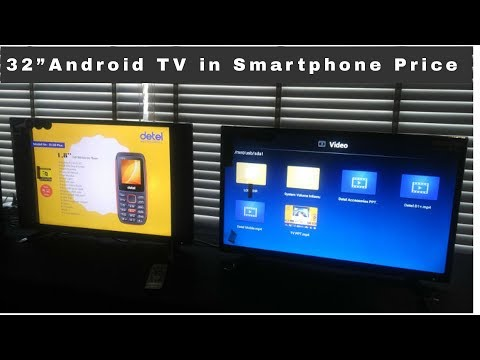 Android TV 32