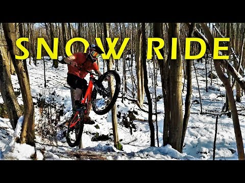 SNOW RIDE / Freeride et Fun Dans La Neige ! | DROP