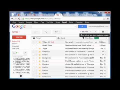 how to get gmail back to normal