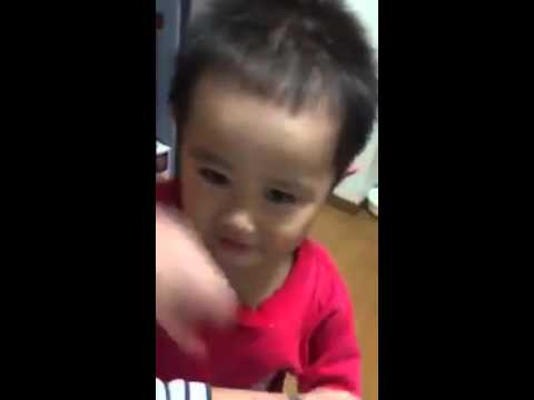 Amazing funny japanese child argue with his parents !!!! must watch!