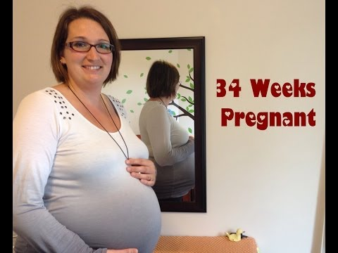 34 Weeks Pregnant, Low Iron, Finished Work