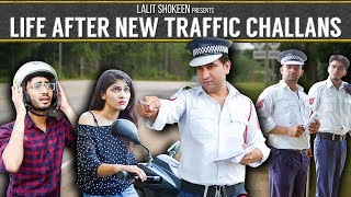 Life After New Traffic Challans - | Lalit Shokeen Films |