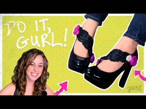 DIY Adorable Shoe Clips! - Do It, Gurl