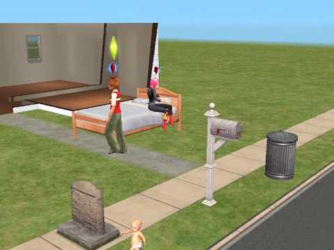 Sims 2: HOW TO MAKE A TEEN/MALE PREGNANT! (UPDATE 07/19/13)