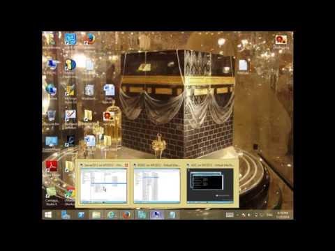 FSMO & RODC In Windows Server 2012 R2 By Eng. Abdullah Sawalha
