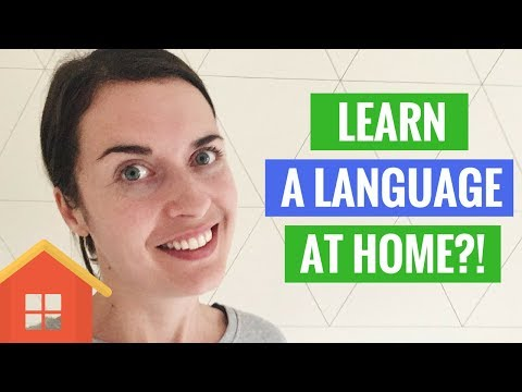 Can you learn a language by yourself (at home)? | 5-Minute Language