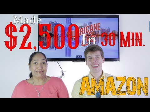 How To Become An Amazon Seller - He's 20 and Made $2,500 in 30 Minutes! It's JoshDoIt!