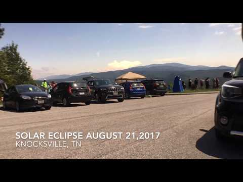 2017 Solar Eclipse WITH MIRAGE FOOTAGE