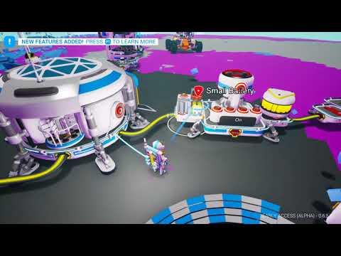 Astroneer Extenders Splitters and the Trade Platform