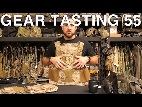 Gear Tasting 55: Writing Consumables, Plate Carrier Preference and Coffee Brewing Methods