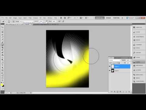Photoshop CS5.5 - Color Filling Tutorial