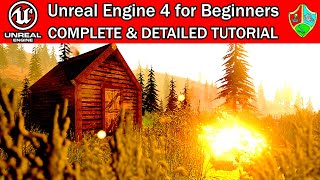 Unreal Engine 4 Tutorial for Beginners | Free UE4 Training