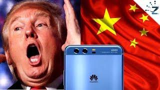 The Real Reason USA is BANNING China Phones...😢